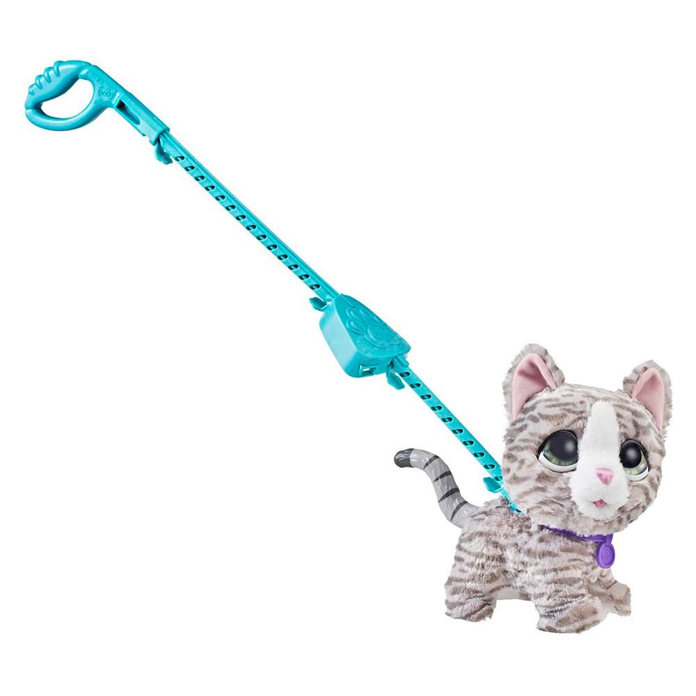 FurReal Мягкая интерактивная игрушка Котик 23 см