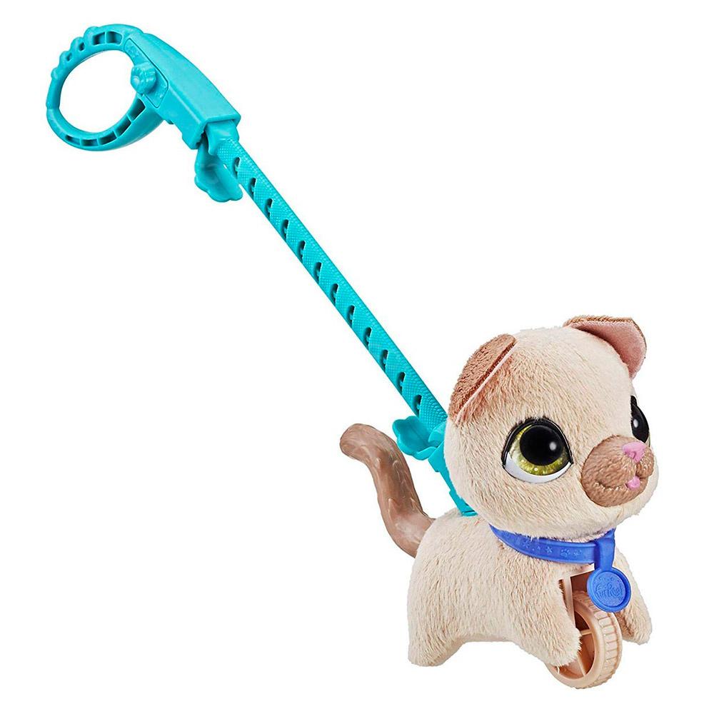 FurReal Мягкая интерактивная игрушка Котик малютка