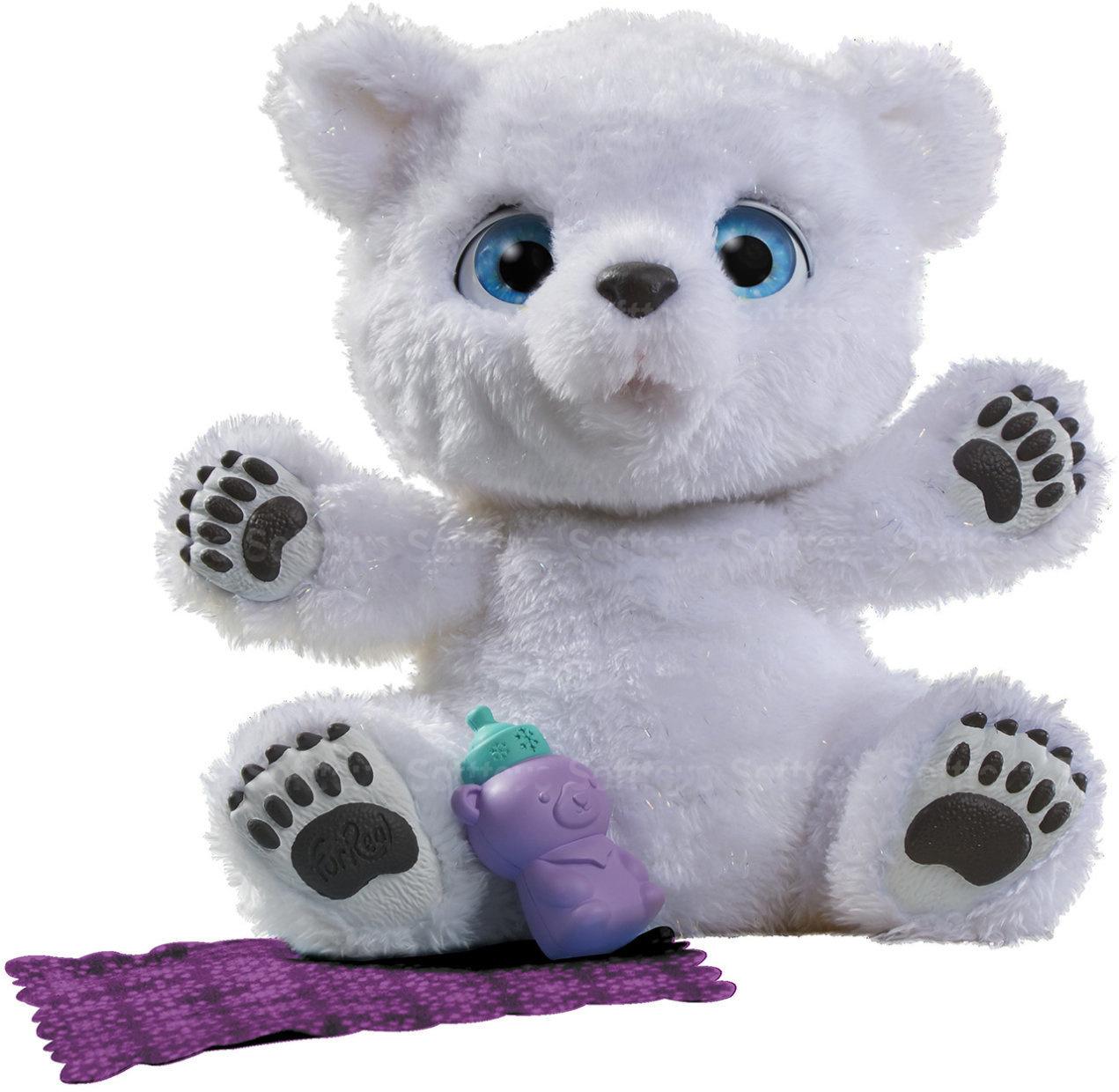 FurReal Мягкая интерактивная игрушка ПОЛЯРНЫЙ МЕДВЕЖОНОК