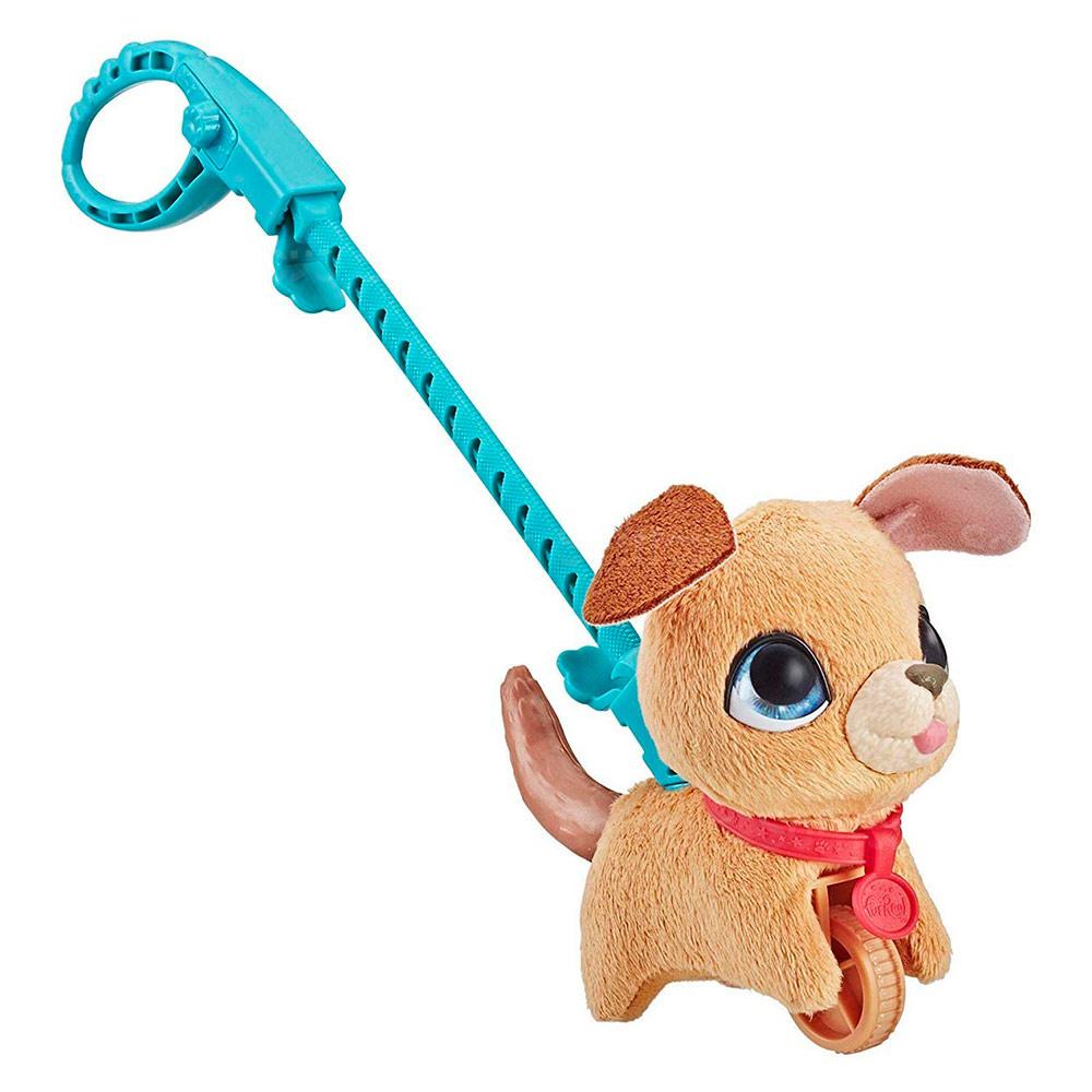 FurReal Мягкая интерактивная игрушка Собачка малютка