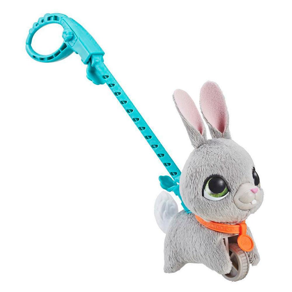 FurReal Мягкая интерактивная игрушка Зайчик малютка