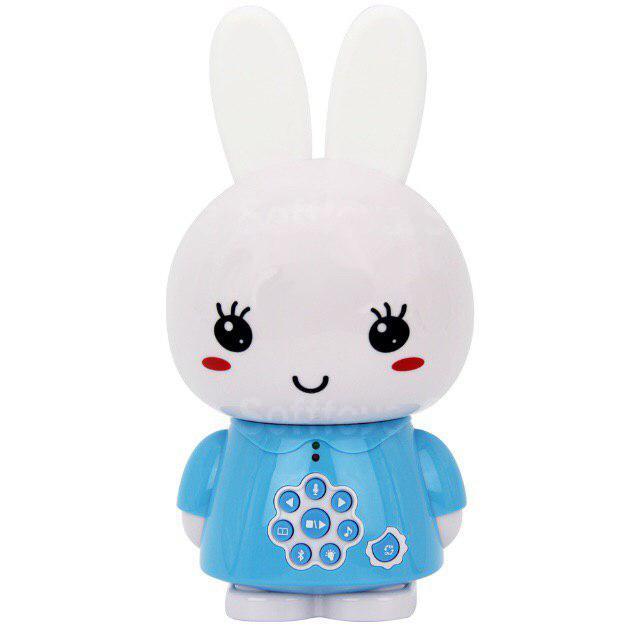 Интерактивная игрушка ночник-плеер Alilo HoneyBunny G6xBlu