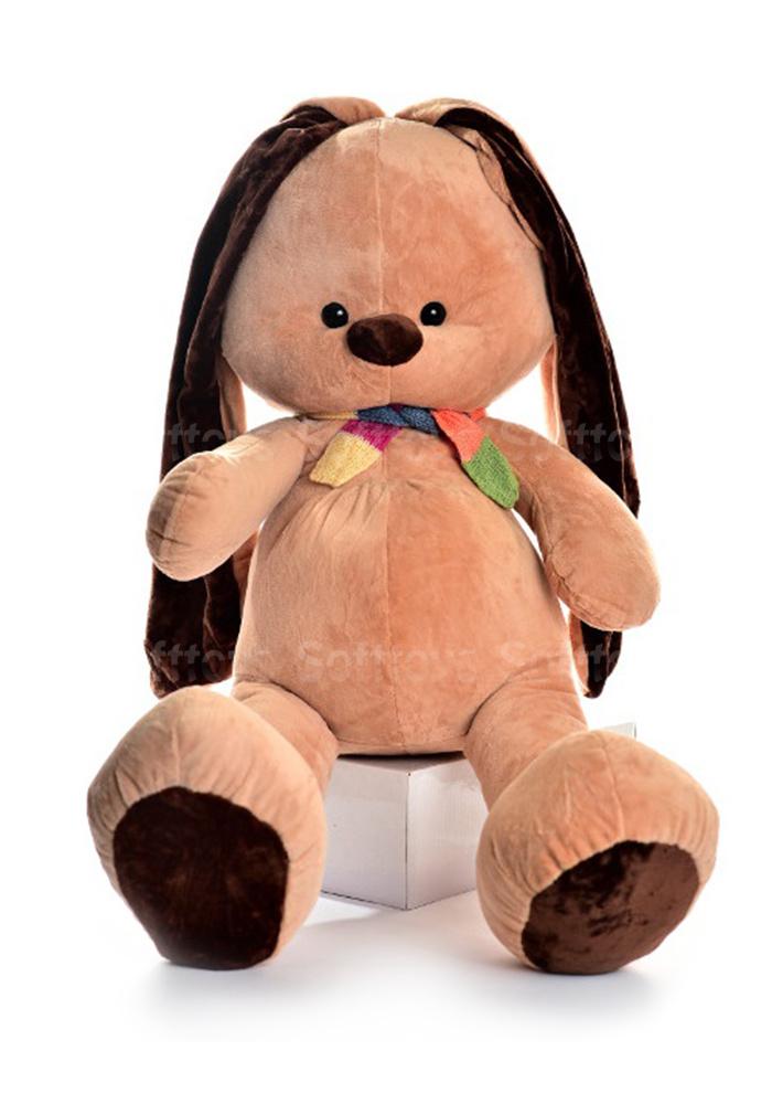 Кролик (велюровый) 80 см