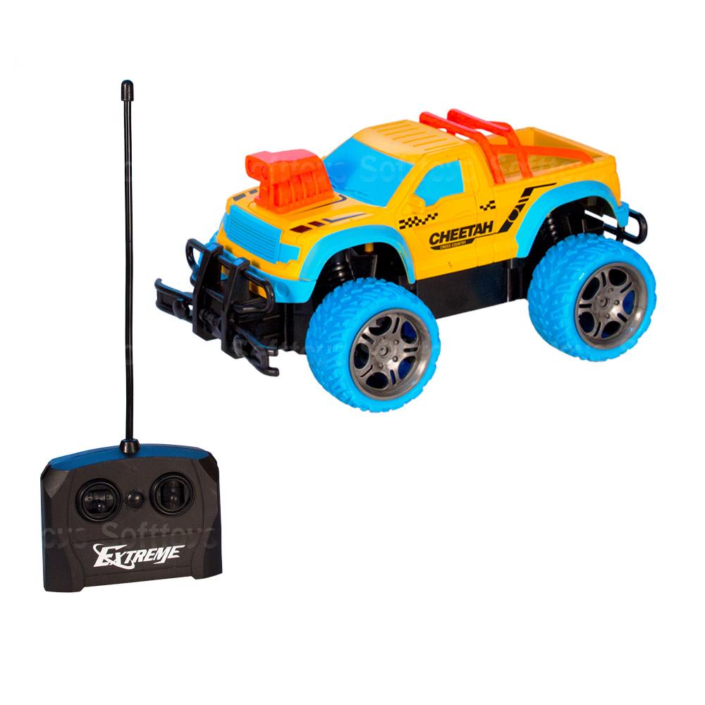 Машинка на радиоуправлении Шпион