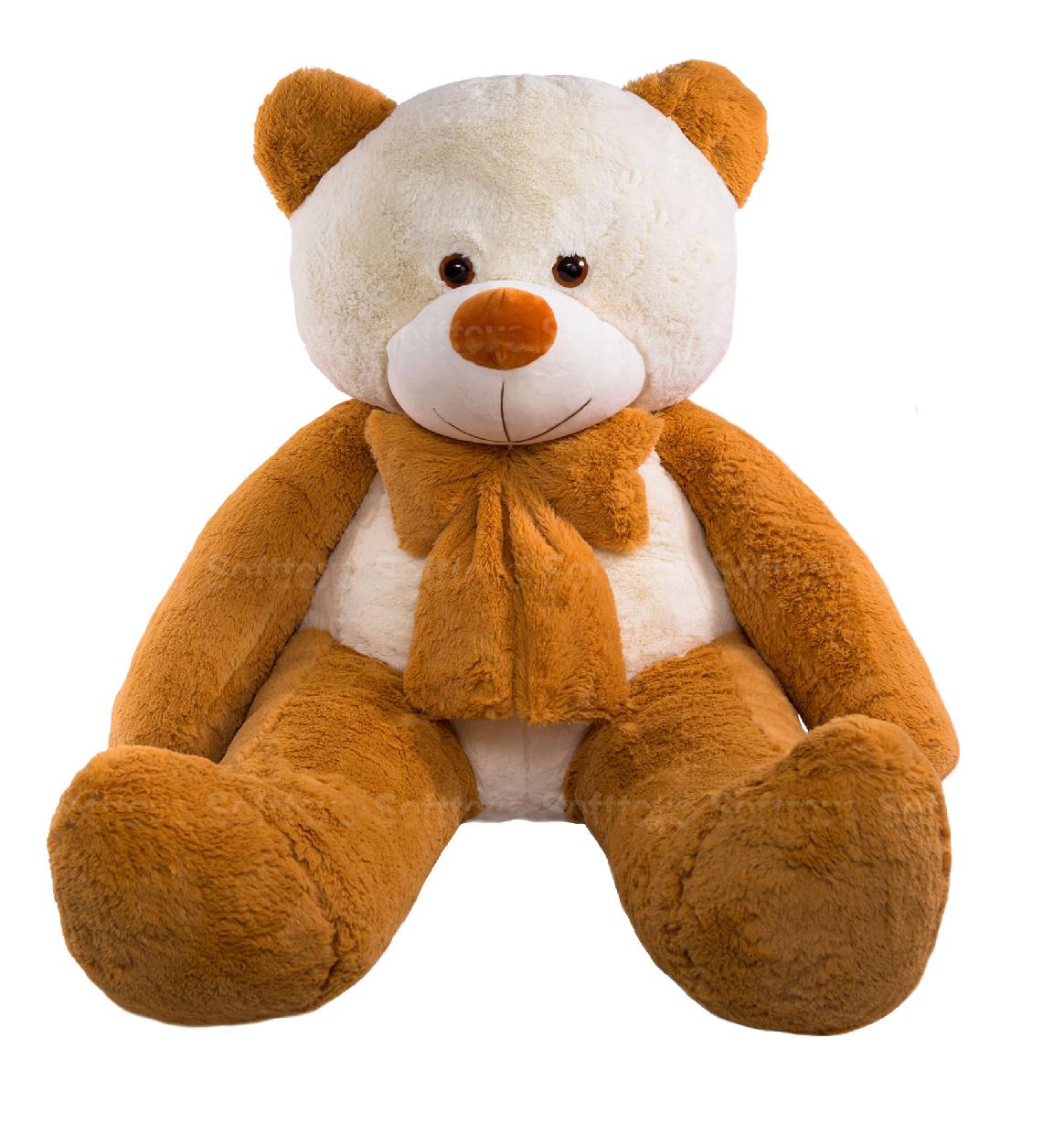 Медведь Брюс (карамельный) 160 см