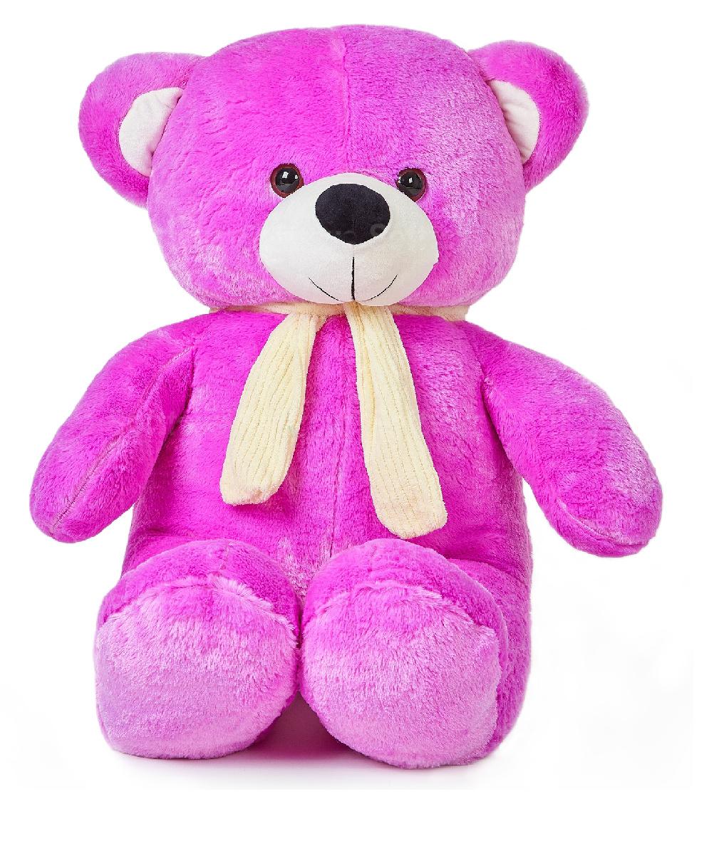 Медведь Потап (Фиалковый) 115 см
