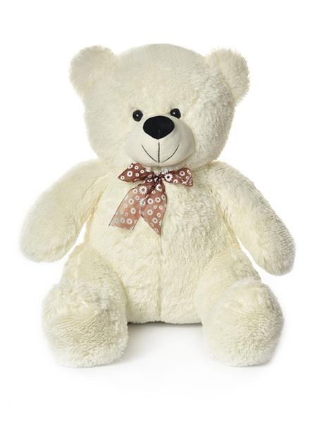 Медвежонок Тимка Белый 75 см