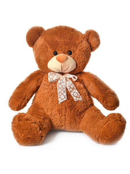 Медвежонок Тимка Коричневый 75 см