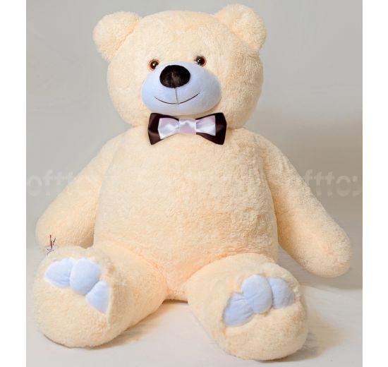 Мистер Медведь 160 см бежевый