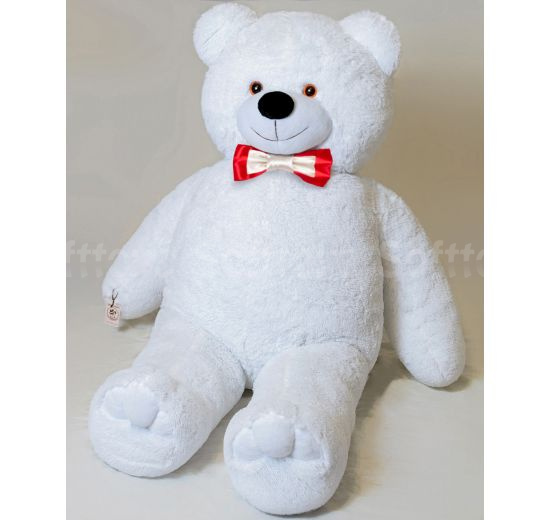 Мистер Медведь 160 см белый