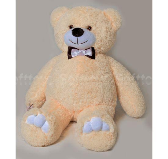 Мистер Медведь 85 см бежевый
