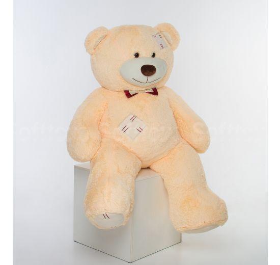 Мистер Медведь с латками 200 см Бежевый