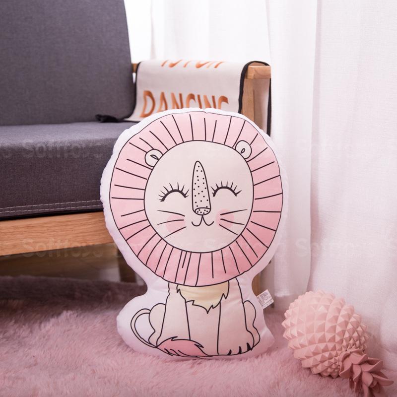 Мягкая игрушка – подушка Солнечный Лев