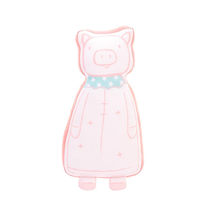 Мягкая игрушка - подушка Розовая Хрюша