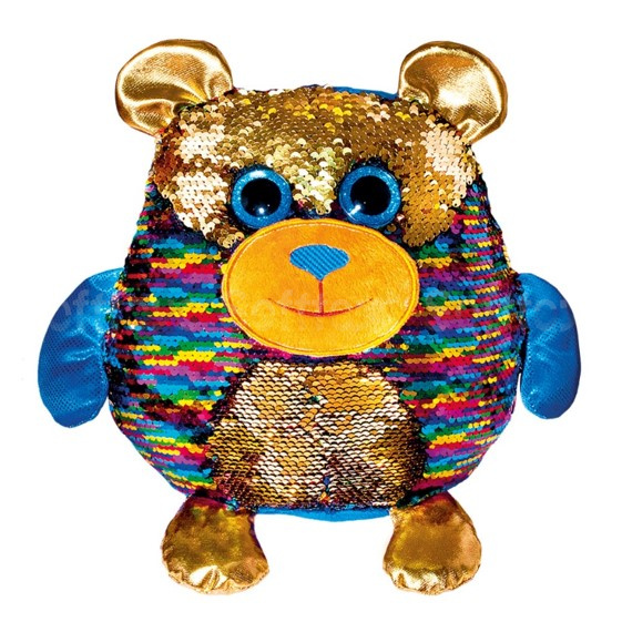 "Мягкая игрушка ""Блестяшка"" Мишка Джорджио 28 см"