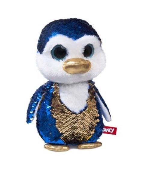 """Мягкая игрушка """"Блестяшка"""" Пингвинчик Сапфир"""