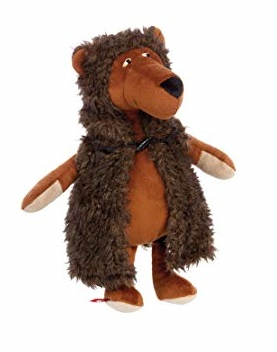 Мягкая игрушка (Catwalk Pets) Медведь Гризли Бизли