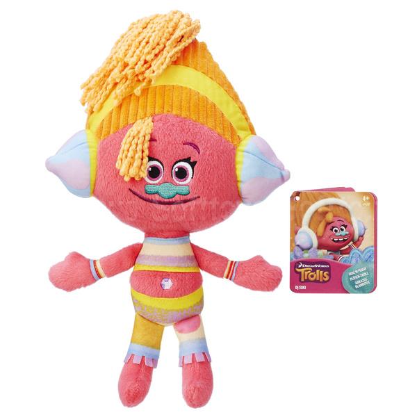 Мягкая игрушка (Dj Suki) TROLLS