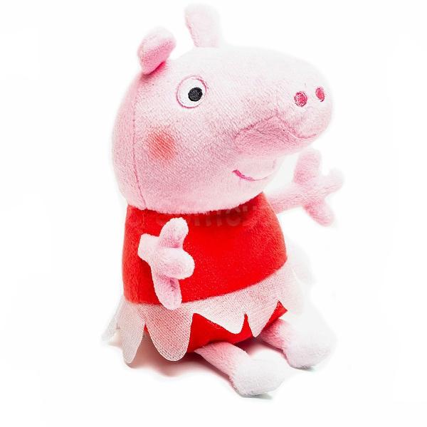 Мягкая игрушка (PeppaPig) Свинка Пеппа Балерина