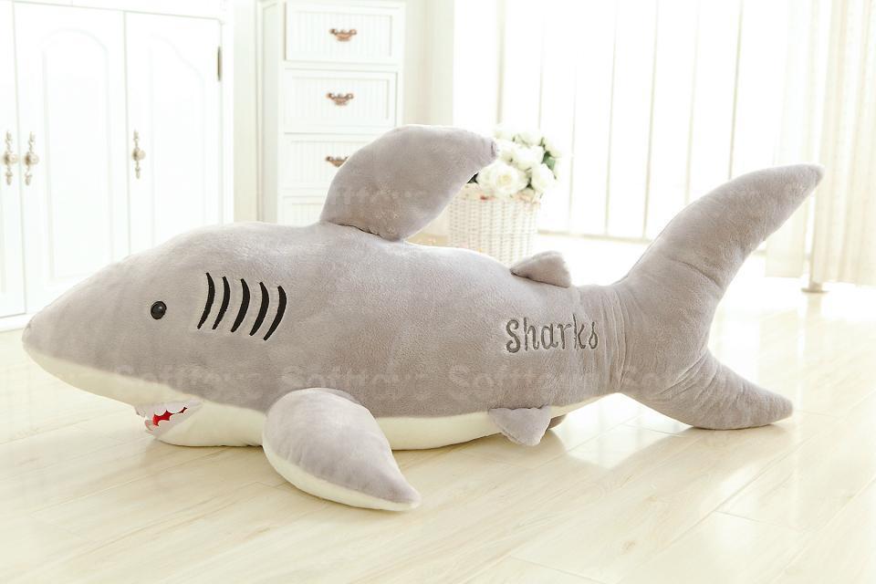 Мягкая игрушка Акула Sharks