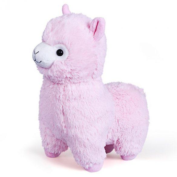 Мягкая игрушка Альпака Pink