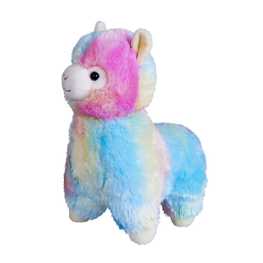Мягкая игрушка Альпака Color