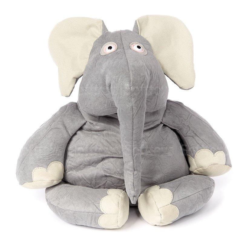 Мягкая игрушка BeastsTown Слон Ботаник
