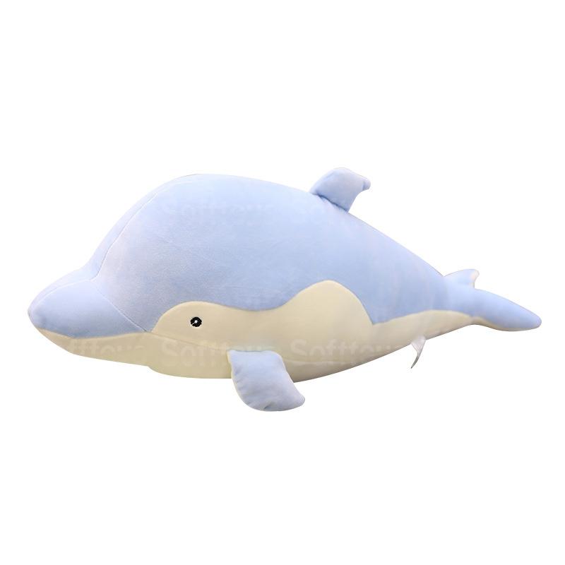 Мягкая игрушка Дельфин 75см