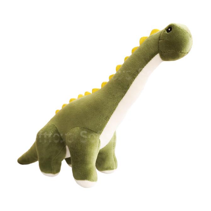 Мягкая игрушка Динозавр Брахиозавр 25см
