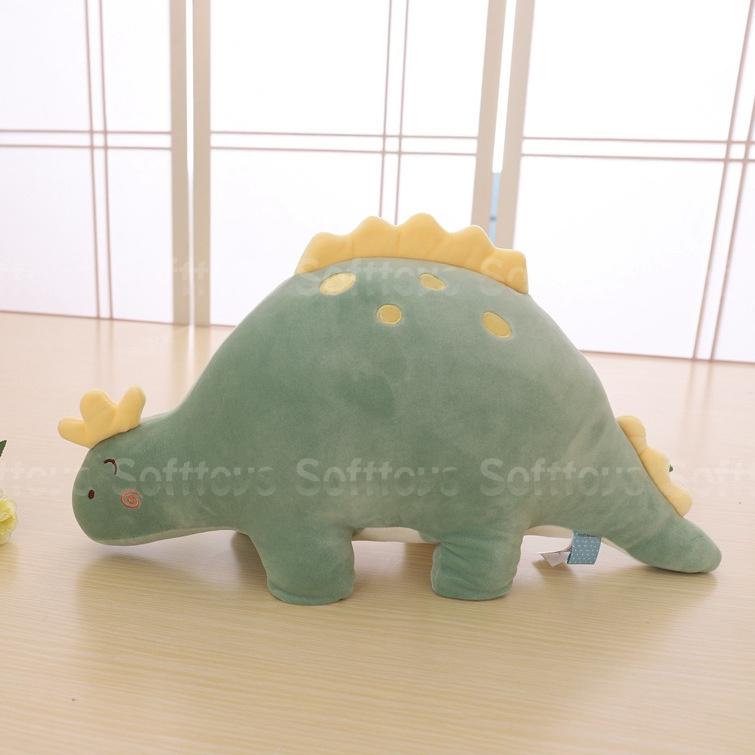Мягкая игрушка Динозавр Зеленый