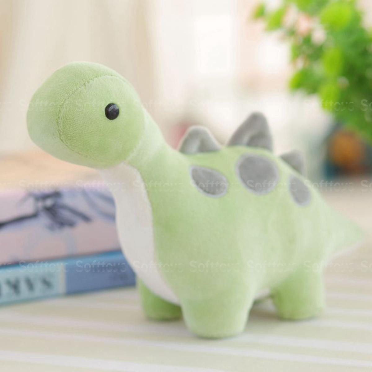 Мягкая игрушка Динозаврик Диплодок BIG