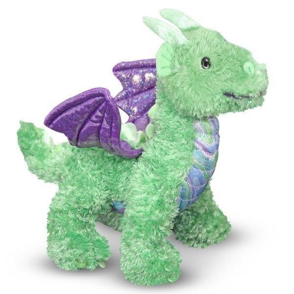 Мягкая игрушка Дракоша Зефирчик