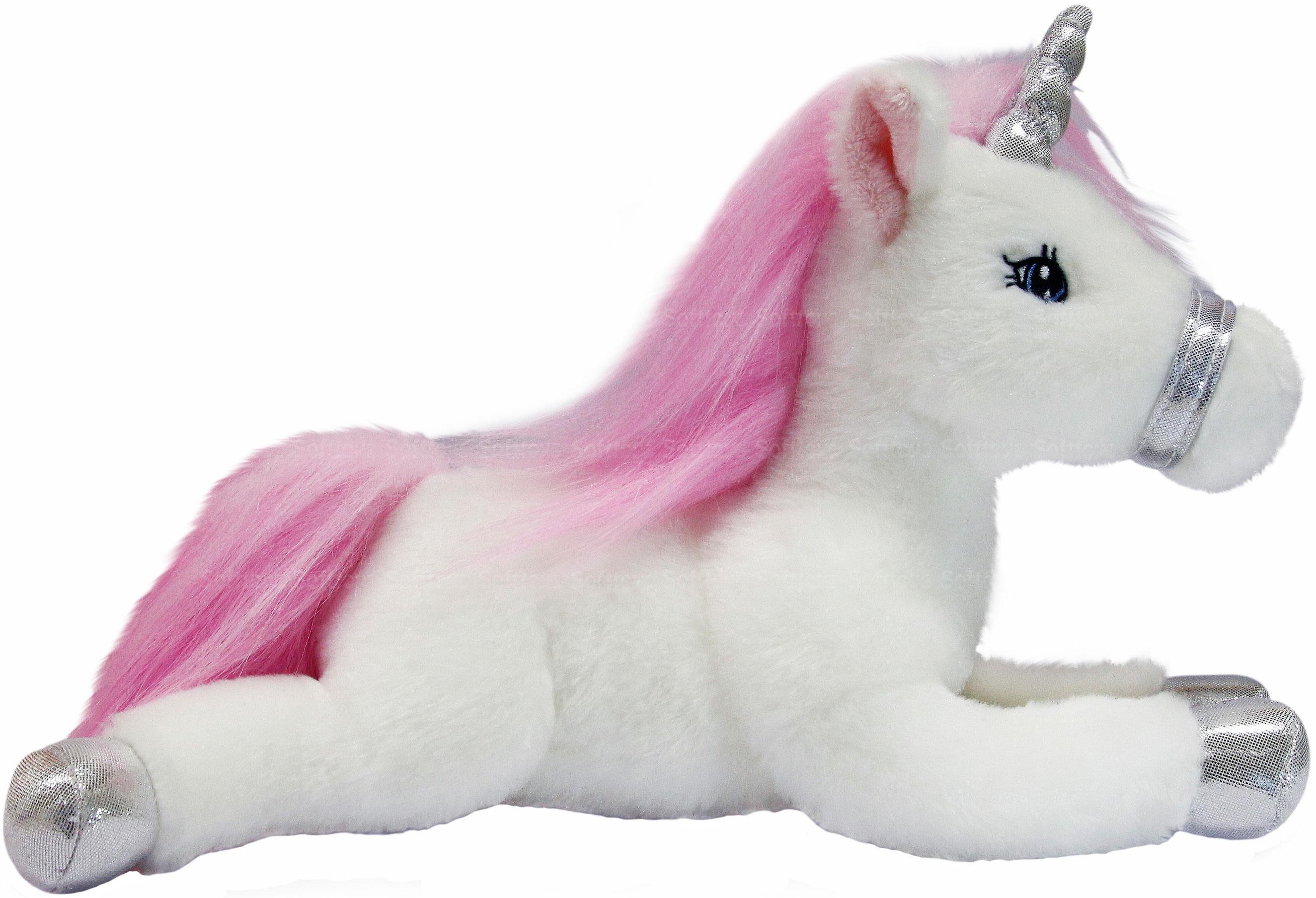 Мягкая игрушка ЕДИНОРОГ Pink 33 см
