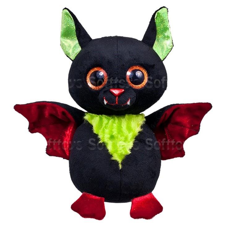 Мягкая игрушка Глазастик Летучая мышь Бэтти