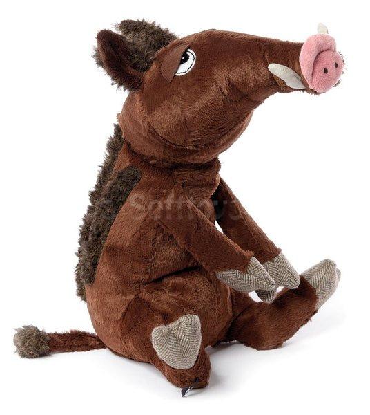 Мягкая игрушка BeastsTown Кабан Вуаля