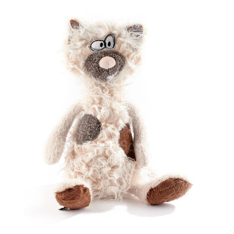 Мягкая игрушка BeastsTown Кошка Киз Миз