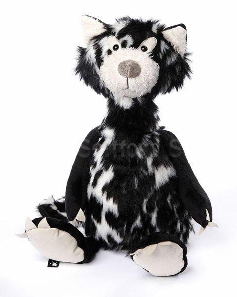 Мягкая игрушка BeastsTown Кошка Макиато