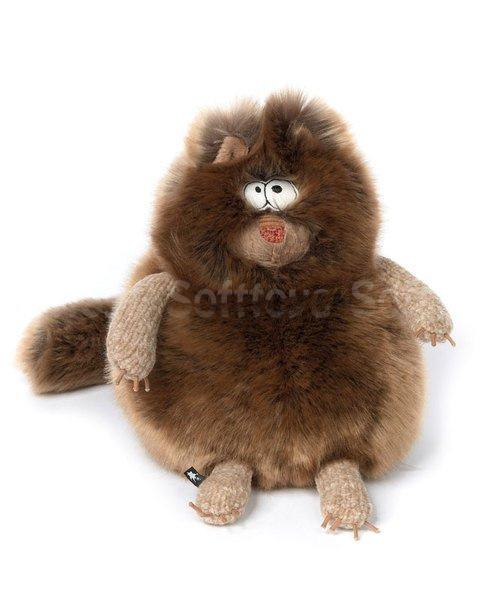 Мягкая игрушка BeastsTown Кот Фриттен Фриц