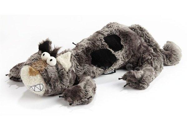 Мягкая игрушка BeastsTown Кот Паул Плетт