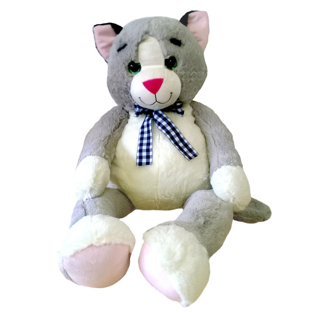 Мягкая игрушка Кот Тимофей 80 см