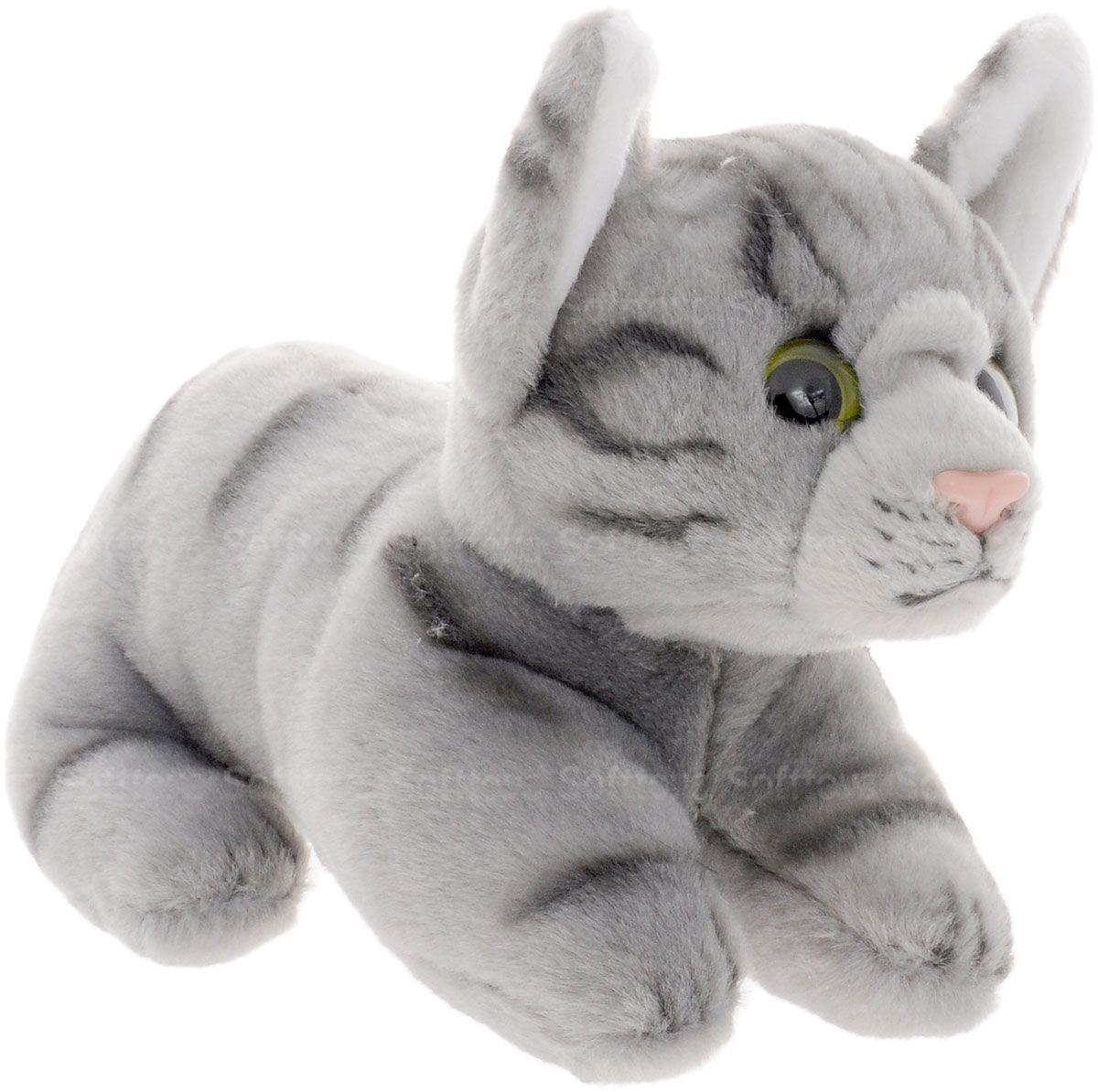 Мягкая игрушка Кот Вилли 19 см