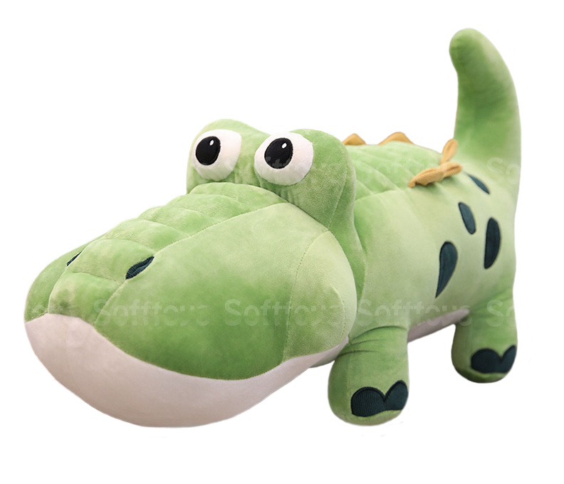 Мягкая игрушка Крокодильчик 50см