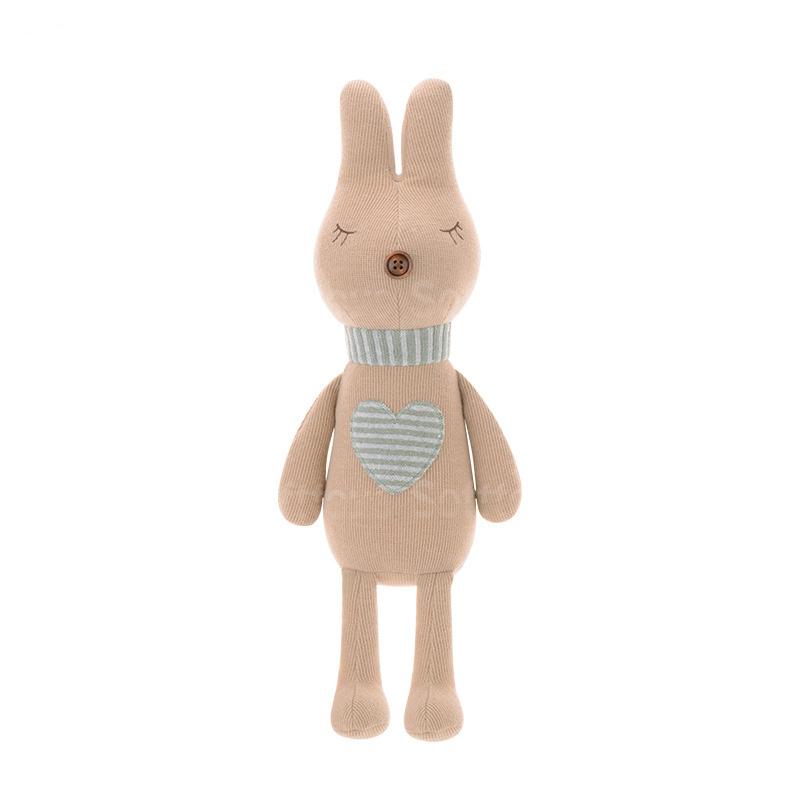 Мягкая игрушка Кролик Brown