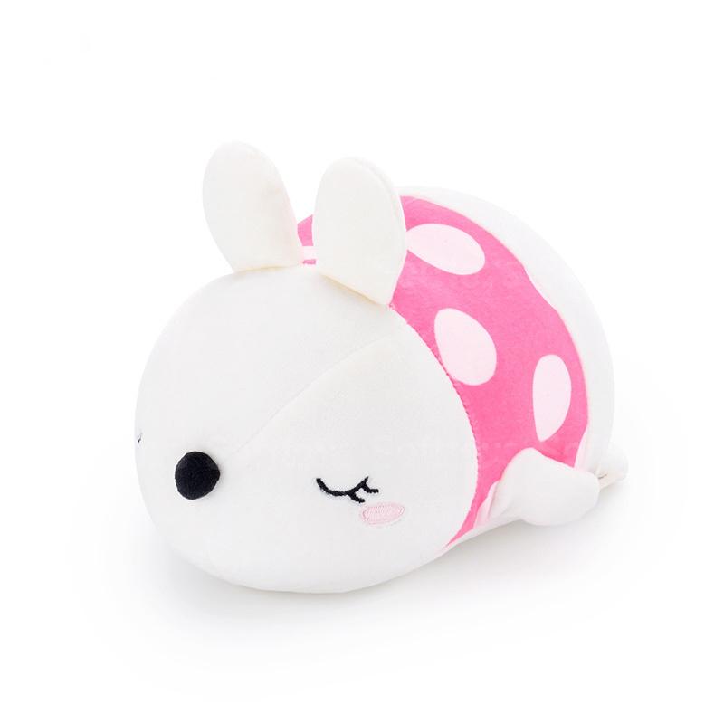 Мягкая игрушка Кролик Фуксия