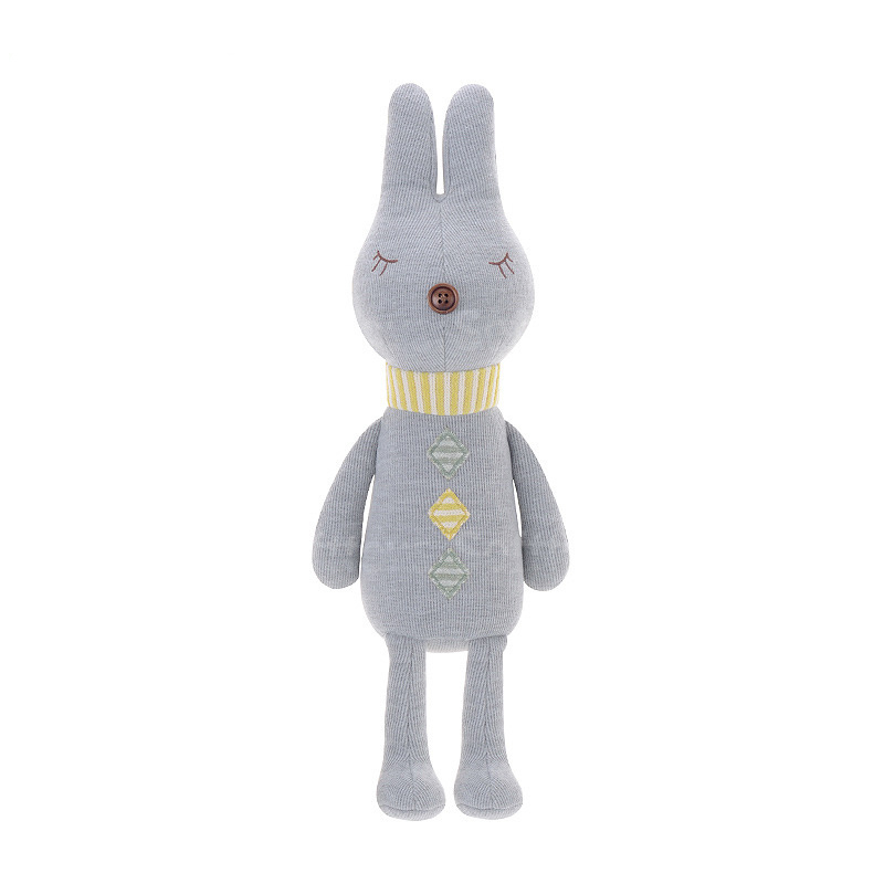 Мягкая игрушка Кролик Gray