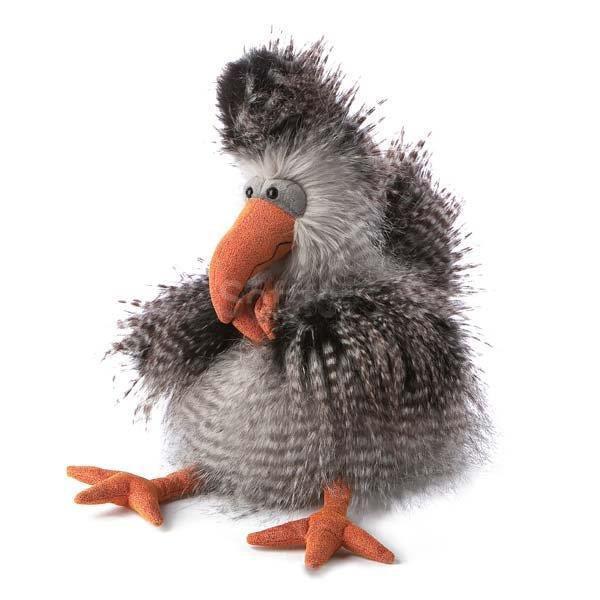 Мягкая игрушка BeastsTown Курица Черио