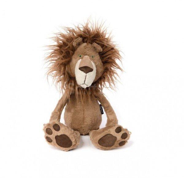 Мягкая игрушка Лев Храбрая грива