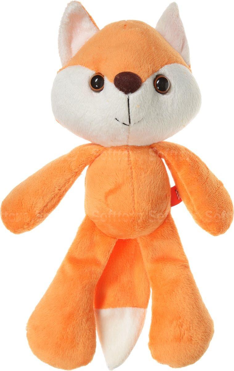 Мягкая игрушка Лисичка Мила 26 см