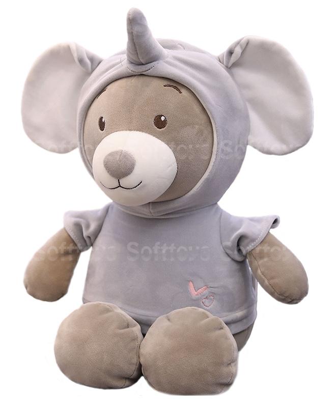 Мягкая игрушка Медвежонок-Слон