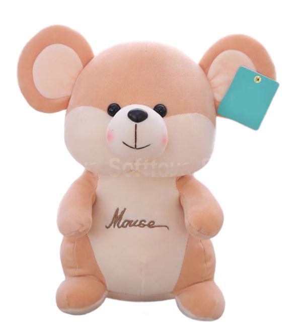 Мягкая игрушка Мышка 23см